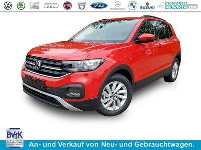 gebraucht VW T-Cross - Klima / DAB GRA