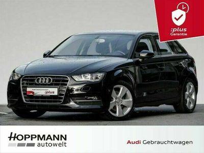 gebraucht Audi A3 Sportback 1.4 TFSI Ambition AHK LM Felgen