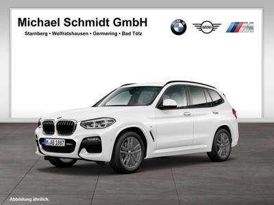 gebraucht BMW X3 xDrive20d M Sport HiFi LED RFK Komfortzg.