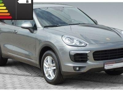 gebraucht Porsche Cayenne Diesel/BOSE/Carbon Lenkrad/Luftfederung/14 Wege
