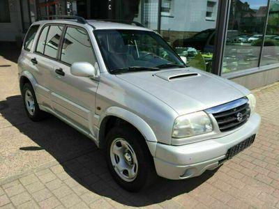 gebraucht Suzuki Grand Vitara 2.0TD Comfort mit AHK