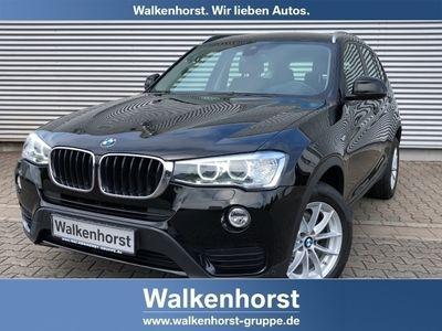 gebraucht BMW X3 sDrive18d Aut. Navi Xenon AHK PDC