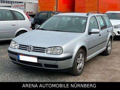 gebraucht VW Golf IV Variant 1.9 TDI Special