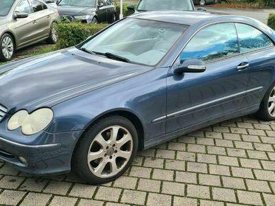 gebraucht Mercedes CLK240 CLK CoupeLPG Gasanlage