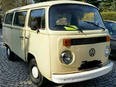 gebraucht bus typ 23 vw t2 1978 km in aue autouncle. Black Bedroom Furniture Sets. Home Design Ideas