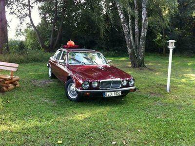 gebraucht Jaguar XJ12 Serie 3 V12-Zylinder Grüne Um...