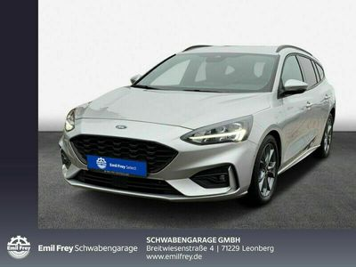 gebraucht Ford Focus Turnier 1.5 Aut. ST-LINE *LED *ACC *RFK *PDC