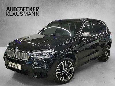 gebraucht BMW X5 M 50d M Sportpaket 20 Leder NaviProf Panorama Head-U