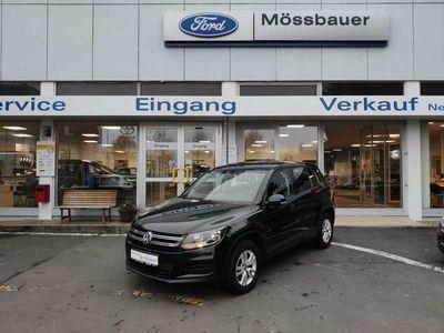 gebraucht VW Tiguan 1.4 TSI BlueMotion Technology Trend & Fun - Start/Stopp, Gebrauchtwagen bei Alois Mössbauer GmbH