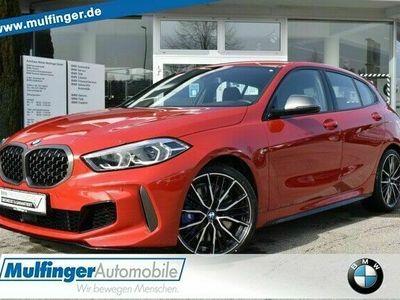 "gebraucht BMW M135 i xDr.HUD Live-Prof.Harm/Kar.19"" Leas.399,- als Limousine in Heidenheim"