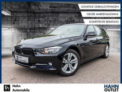 gebraucht BMW 316 316 i touring BT Klimaaut Bordc Start/Stop