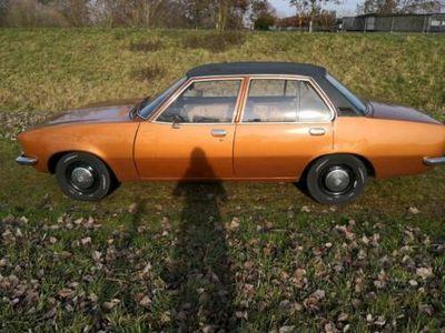 gebraucht Opel Rekord 1700 D sehr gepflegt