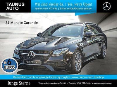 gebraucht Mercedes E63 AMG 4M T COMAND PANO WIDE ABGAS KEYLESS
