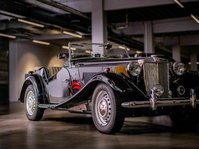 gebraucht MG TD - erstklassiger Zustand als Cabrio/Roadster in Schweinfurt