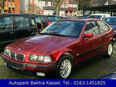 gebraucht BMW 316 Compact 316 i Comfort Edition, Sitzh.+PDC
