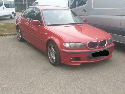 gebraucht BMW 318 i M Paket