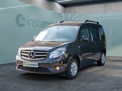 gebraucht Mercedes Citan 111 CitanCDI Tourer EDITION Lang Alu Kamera SHZ