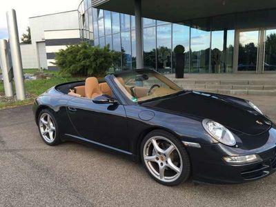 gebraucht Porsche 911 Carrera Cabriolet Tiptronic S