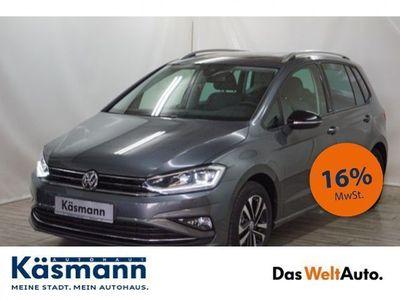 gebraucht VW Golf Sportsvan Comfortline 1,5 l TSI ACT 110 kW (150 PS) 7-Gang-Doppelkupplungsgetriebe DSG