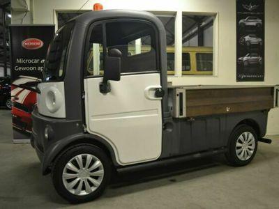 gebraucht Aixam Microcar Mega Multi Truck Pritsche Mopedauto45