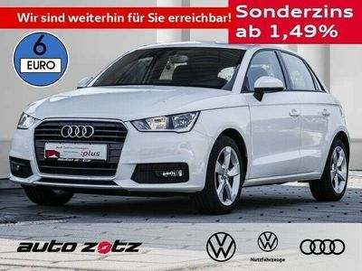 gebraucht Audi A1 Sportback Sport 1.0 TFSI SitzHz (Klima)