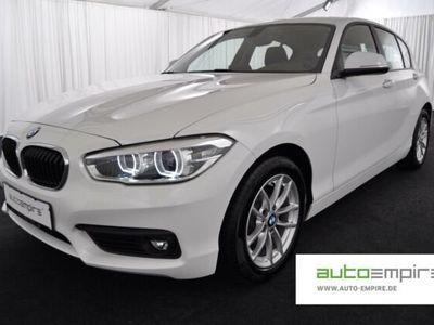 gebraucht BMW 118 dA LED/NAVI-BUSINESS/SHZ/PDC/TEMPOMAT/16-ZOLL