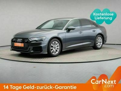gebraucht Audi A6 40 TDI quattro S tronic sport S line Standhzg