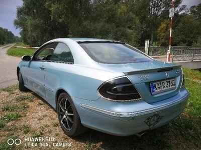gebraucht Mercedes CLK200 Coupe Kompressor Avantgarde
