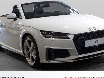 gebraucht Audi TT Roadster 45 2.0 TFSI quattro S line