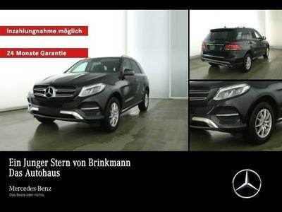 gebraucht Mercedes GLE350 d 4MATIC AMG LINE/COMAND/LED/SHD/AHK/SHZ