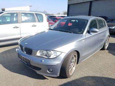 gebraucht BMW 120 Baureihe 1 Lim. i