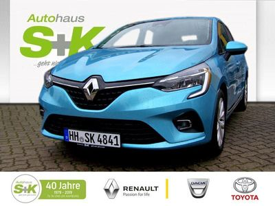 gebraucht Renault Clio EXPERIENCE TCe100 DELUXE PAK. +MODELL 2019+
