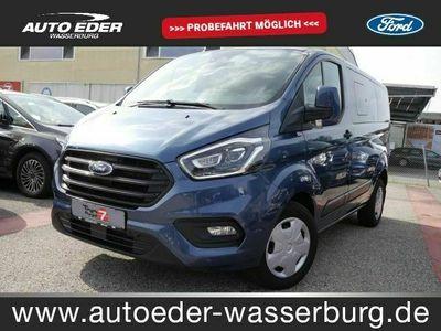 gebraucht Ford Custom Transit2.0 TDCi 320 L1 Trend EURO 6d-TEMP