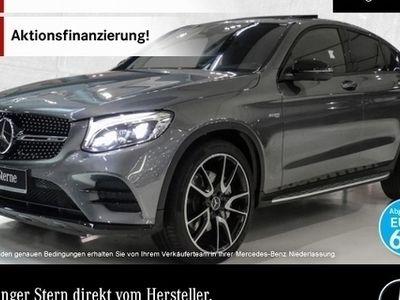 gebraucht Mercedes GLC43 AMG AMG Cp. 4M Fahrass 360° Burmester COMAND