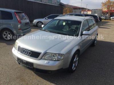 gebraucht Audi A6 Avant 2.5 TDI*Autom*Xenon*Klimaaaut*DPF*AHK*