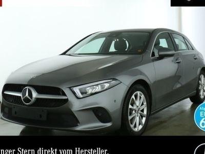gebraucht Mercedes A180 d Progressive Navi Premium LED Spurhalt-Ass
