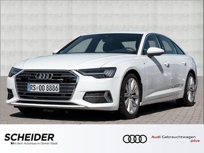 gebraucht Audi A6 50 TDI q S-line Matrix ACC Navi Klima