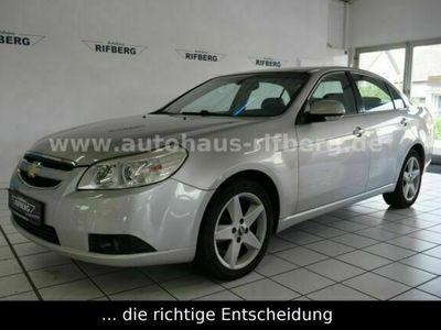 gebraucht Chevrolet Epica 2.5 LT Automatik Leder/Sitzheizung/Tempom.