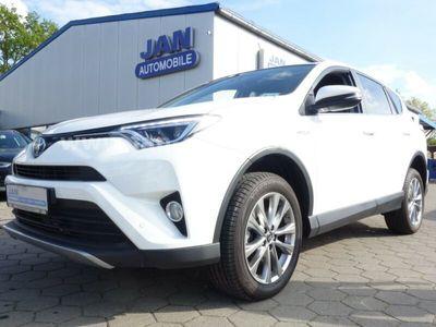 käytetty Toyota RAV4 Edition-S Hybrid*S-Heft*Klima*