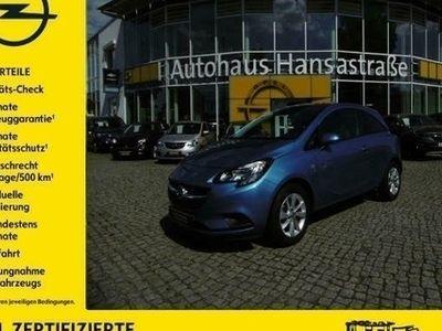 gebraucht Opel Corsa 1.4 LPG On Klima Nebelscheinwerfer
