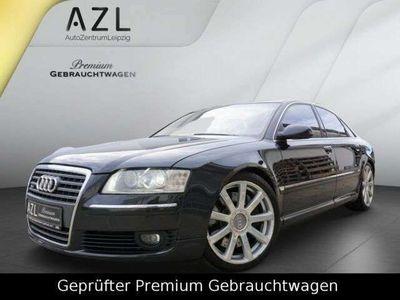 gebraucht Audi A8 6.0 quattro *BI-XENON BOSE NAVI LEDER STHZG.*