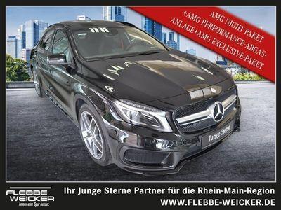 gebraucht Mercedes GLA45 AMG AMG 4Matic Panorma/Cam/Memory/SpurP./ILS