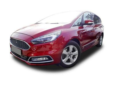 gebraucht Ford S-MAX S-Max2.0 TDCi Vignale AWD StartStopp Bluetooth