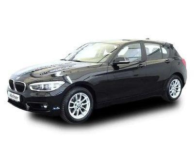 gebraucht BMW 120 d Navi LED, eh.UPE 42820 EUR