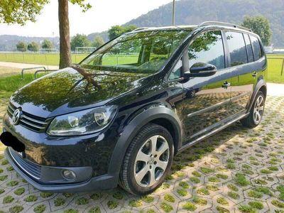 gebraucht VW Touran Cross 2.0 kombi limousine