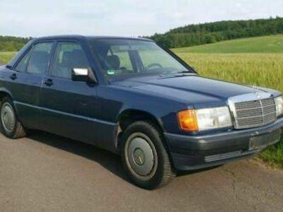 gebraucht Mercedes 190 Mercedes Benz190er 1.8 w201 2.Hd S...