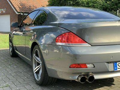 gebraucht BMW 645 E63Coupe,LPG,Gasanlage,Schalter, E64 als Sportwagen/Coupé in Ochtrup