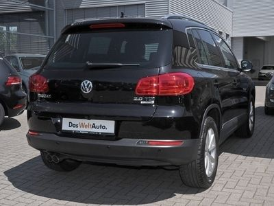 used VW Tiguan LOUNGE Sport & Style