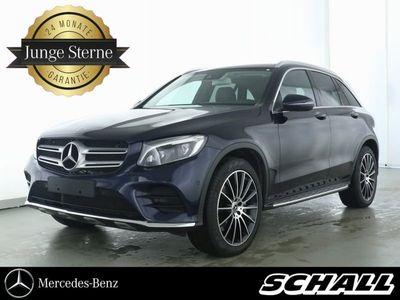 "gebraucht Mercedes GLC300 4M AMG/PANO/AHK/BURM/20""AMG/KAMERA/EU 6C"