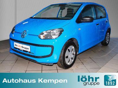 gebraucht VW up! up! take4-Türer Klima MP3-Radio Cool&Sound